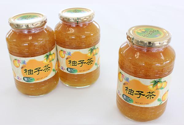 高麗柚子茶1kg