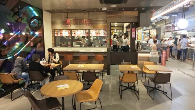 韓国料理bibim' あべの HOOP店02
